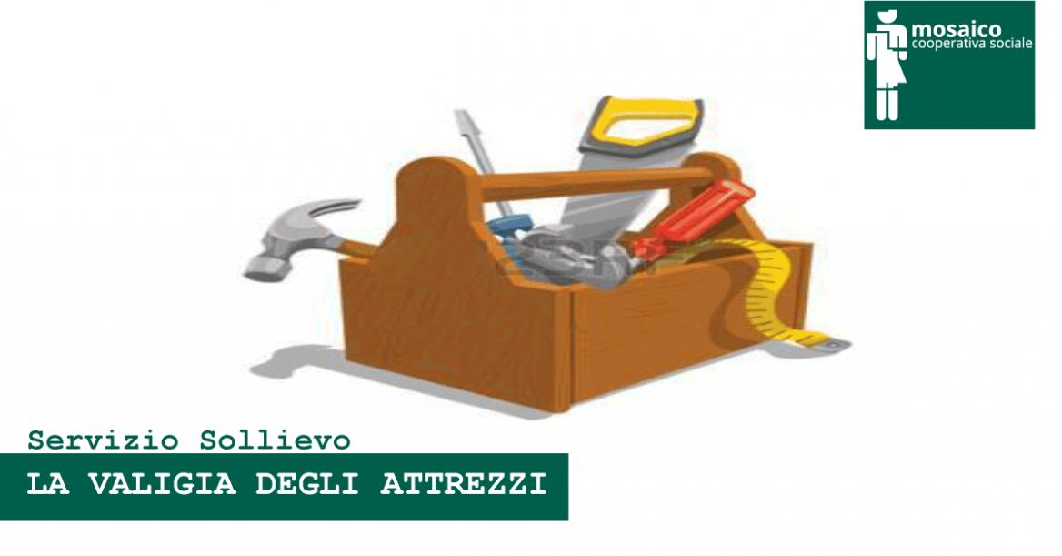 la valigia degli attrezzi